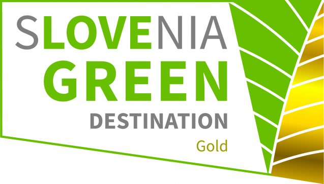 Slovenia green GOLD