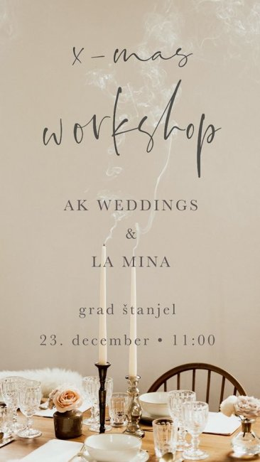 x-mas workshop v bistro 23.12.18
